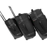 TRS Ballistic Premium 3 Pc. Luggage Set on QuiBids