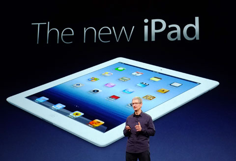 QuiBids is offering the new iPad