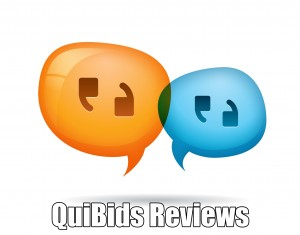 Leave your QuiBids Reviews