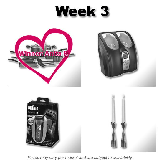 Vote with your Heart - Week 3 Winner | QuiBids