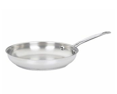 QuiBids Cuisinart Chefs Classic Fry Pan