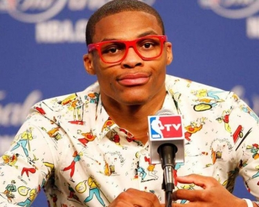 auction site russell westbrook glasses