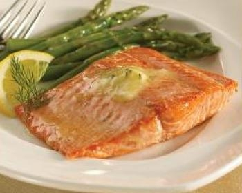 QuiBids Omaha Steaks Salmon and Mahi Mahi Package