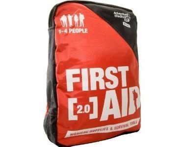 QuiBids Outdoor Products First Aid Kit