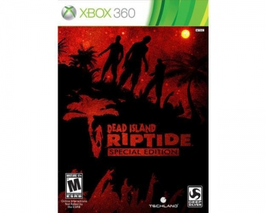 QuiBids auctions Dead Island Riptide Special Edition Xbox 360
