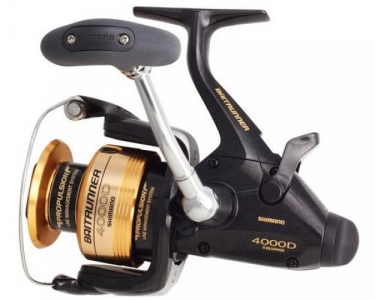 QuiBids auctions Shimano Baitrunner Reel