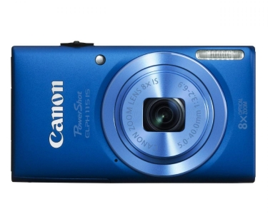 QuiBids auctions blue camera