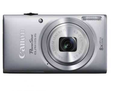QuiBids auctions silver camera