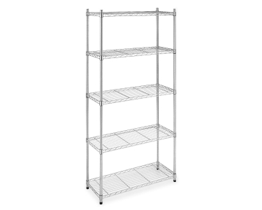 Whitmor Supreme 5 Tier Shelves