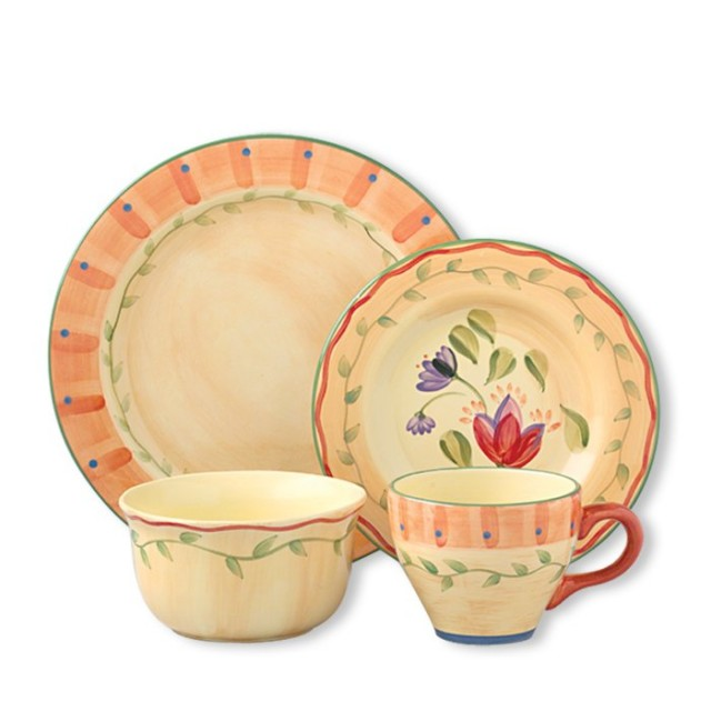 Pfaltzgraff Napoli 16-Piece Dinnerware Set on QuiBids