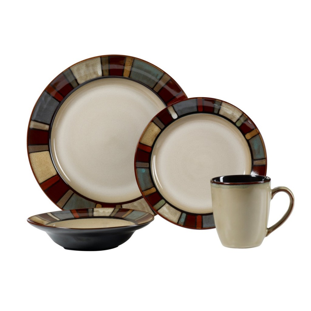 Nile Elegant Dinnerware Set on QuiBids