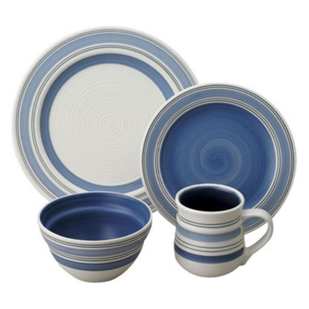 Rio Dishware Set on QuiBids