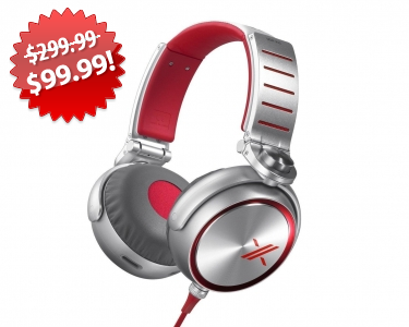 Sony X Headphones Black Friday Deal on QuiBids