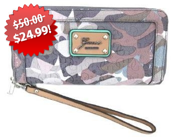 Clutch Wallet 2013 Black Friday Deal on QuiBids