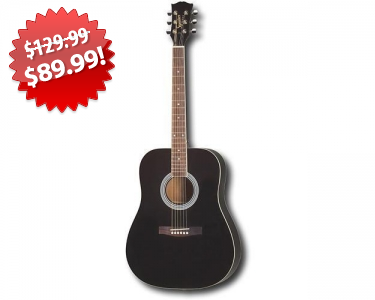 Gibson Acoustic Guitar Black Friday 2013 Deal on QuiBids