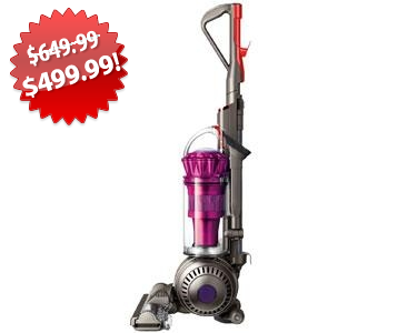 Dyson DC41 Animal Vacuum Black Friday 2013 Deal on QuiBids