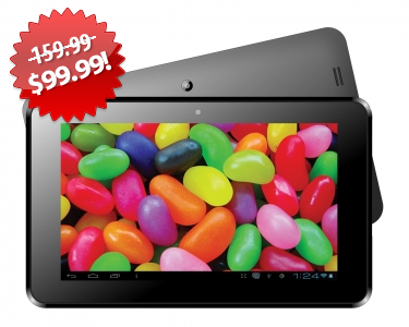 Android Tablet QuiBids Black Friday 2013
