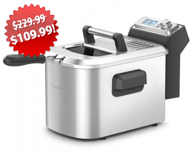 Breville Smart Fryer 2013 Black Friday Deal on QuiBids