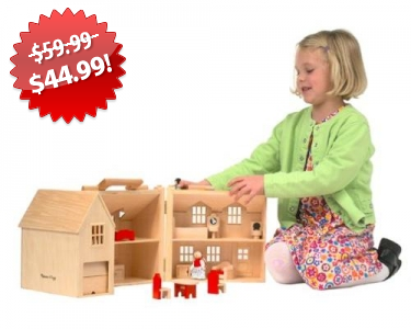 Large Dollhouse 2013 Black Friday Deal on QuiBids