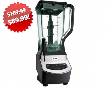 Ninja Professional Blender 2013 Black Friday Deal on QuiBids