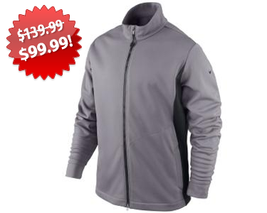 nike Wind Resist Therma-Fit Jacket 2013 Black Friday Deal on QuiBids