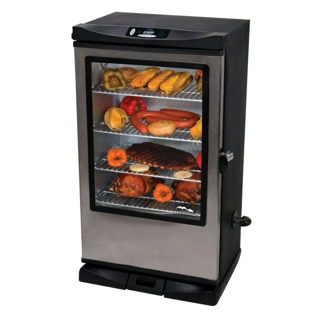 Electric Smoker on QuiBids
