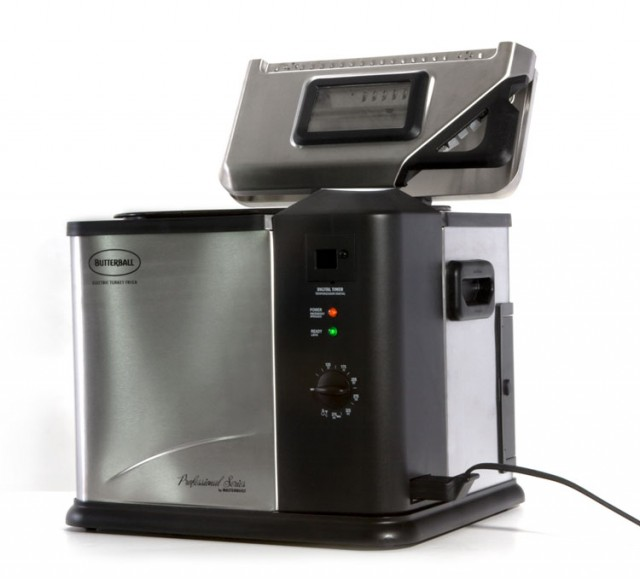 Indoor Turkey Fryer on QuiBids