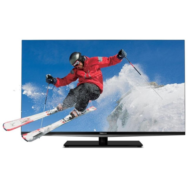 Toshiba 3D HDTV on QuiBids