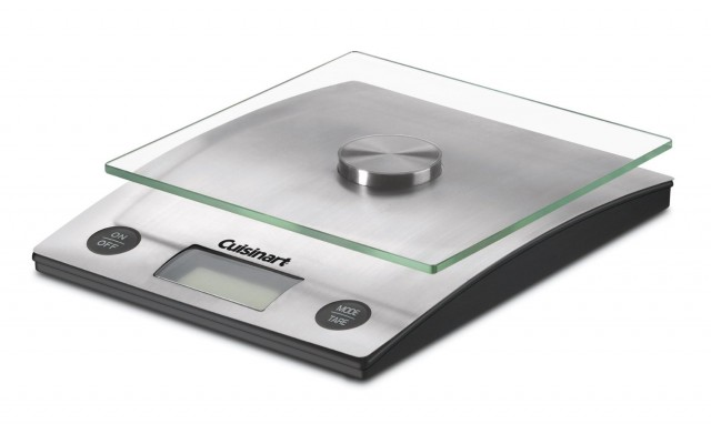 cuisinart digital kitchen scale on QuiBids