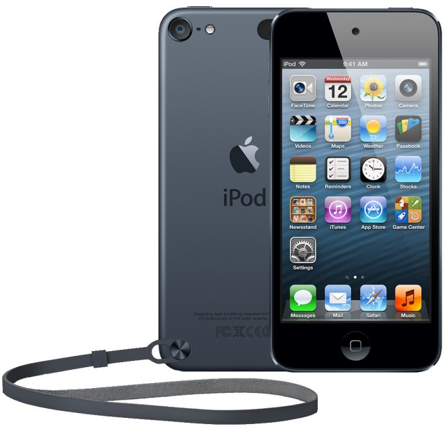 iPod Touch 5th Gen on QuiBids
