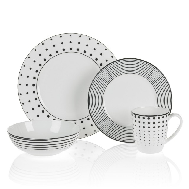 Mikasa table setting plates