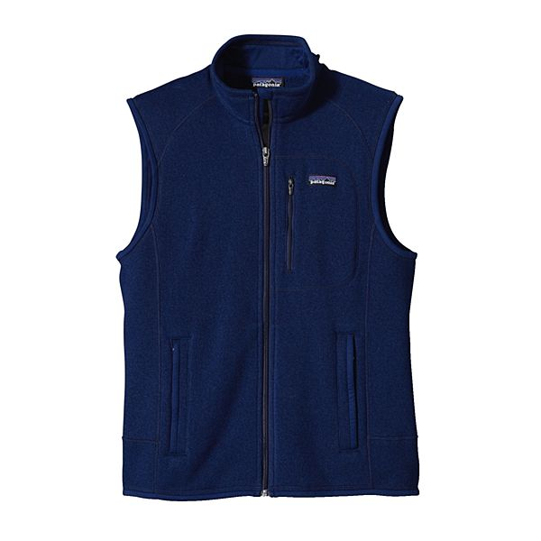 Blue Sweater Vest