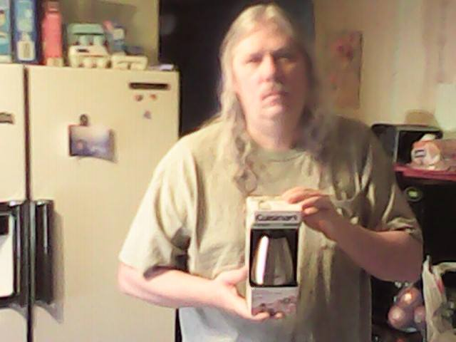 """I won this Cuisinart Stainless Steel Chopper + 1X Gameplay with 5 Voucher Bids. The auction ended for 19 cents. Thank you QuiBids! I love Free!"" - David A"