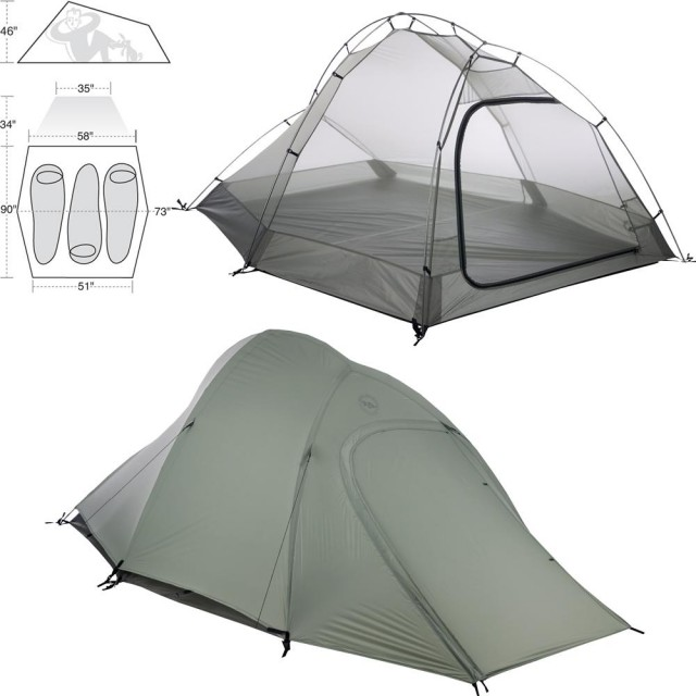 Big Agnes Seedhouse Tent  sc 1 st  QuiBids Blog : seedhouse tent - memphite.com