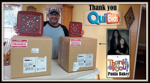 QuiBids' QuiBidder of the Week for the week of April 28, 2014 - Antonio G.