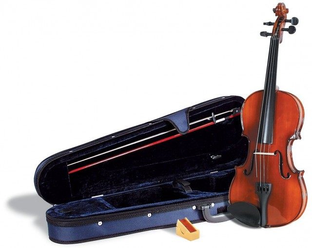 Maestro Traditional Violin with Case