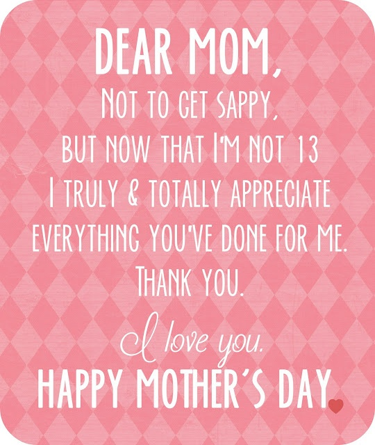 I Love You Mom Quotes Cool Celebrate Mother's Day With These Loving Quotes For Mom QuiBids Blog