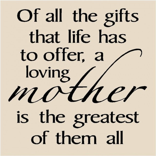 I Love You Quotes Mom : Celebrate Mothers Day With These Loving Quotes For Mom. QuiBids ...