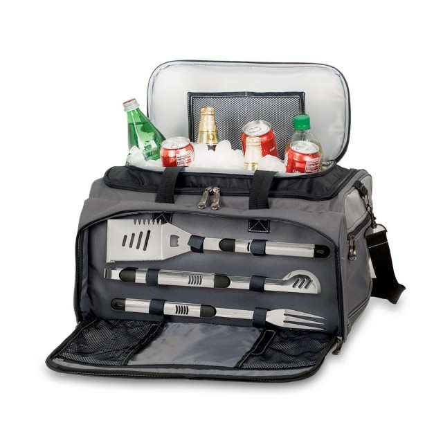 Buccaneer Tailgating Cooler and BBQ Set