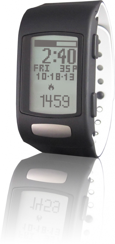 LifeTrak C200 Core - Black White