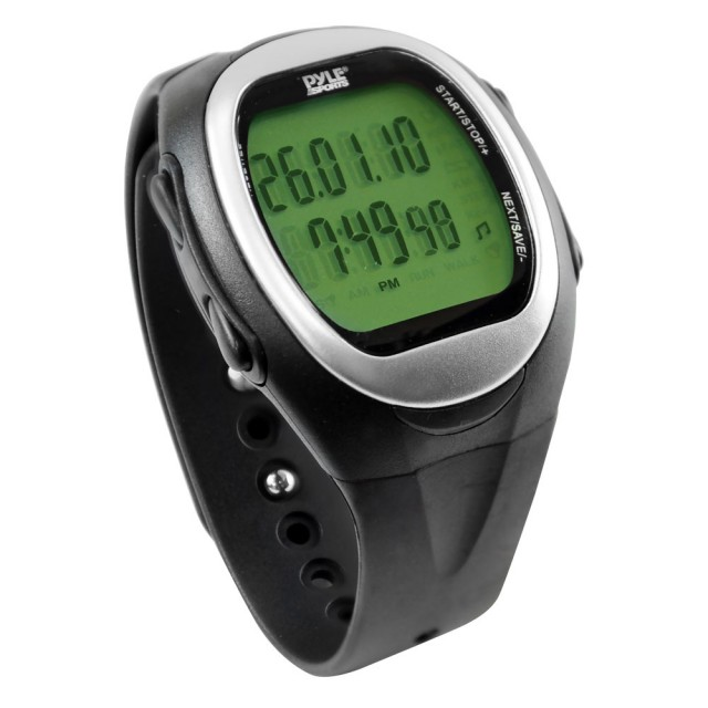 Pyle Sports Speed and Distance Watch