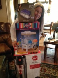 QuiBidder of the Week for the week of August 8, 2014 - Shirley