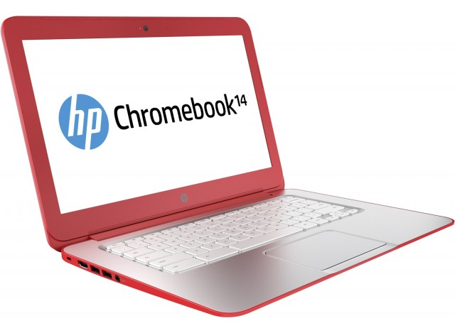 HP LED Chrombebook Bundle on QuiBids