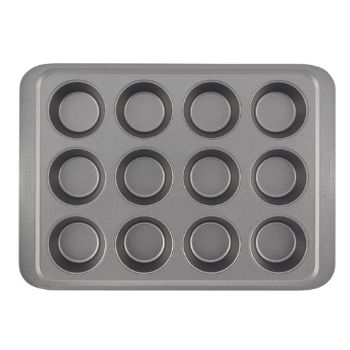 Cake Boss Professional Bakeware 12-Cup Muffin Pan