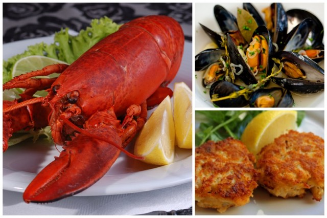 Get Maine Lobster Dinner for Two - QuiBids.com