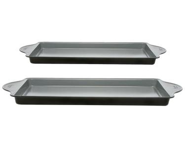BergHOFF Earthchef 2-Piece Cookie Sheet Set