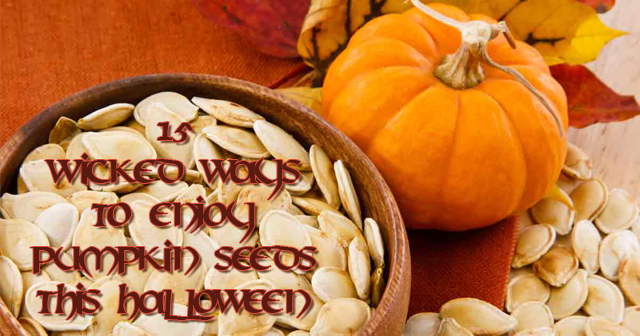 15 Wicked Ways to Enjoy Baked Pumpkin Seeds This Halloween