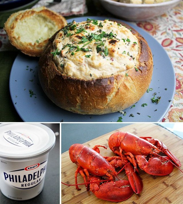 Classic Maine Lobster Dip