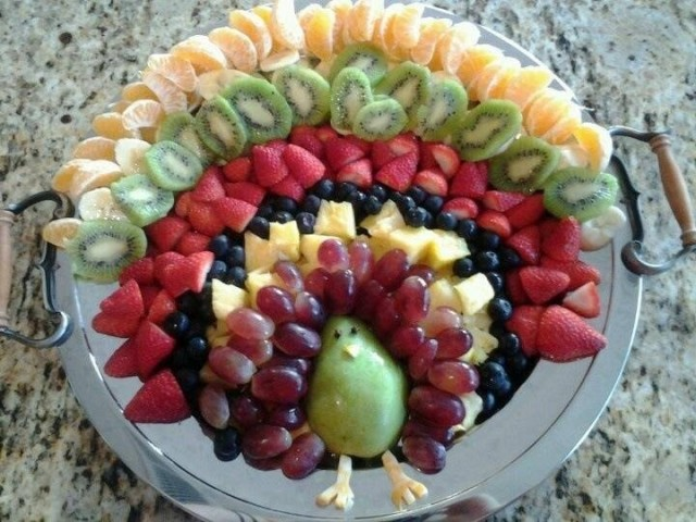 The Fruit Turkey