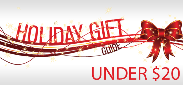 QuiBids Holiday Gift Guide - Under $20